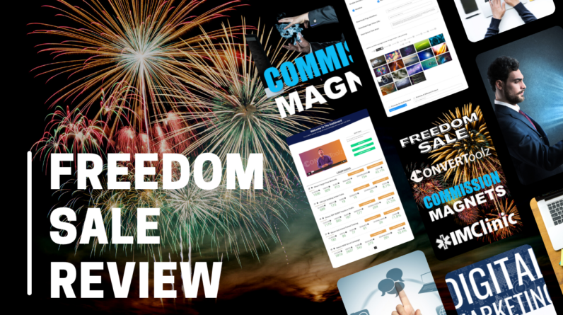 Freedom Product Bundle Sale Review
