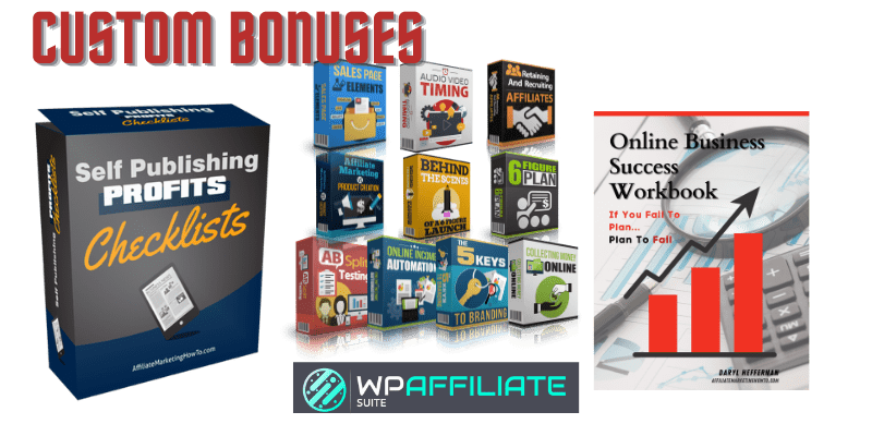 Your Publishing Biz Review Bonuses