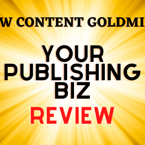 Your Publishing Biz Review and Bonuses
